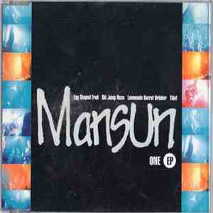 Mansun - One EP download