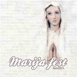Various - Marija Fest Molve 2013. download free