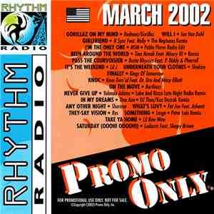 Various - Promo Only Rhythm Radio March 2002 download